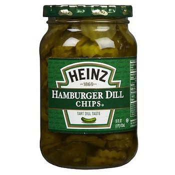 Heinz® Hamburger Dill Chips