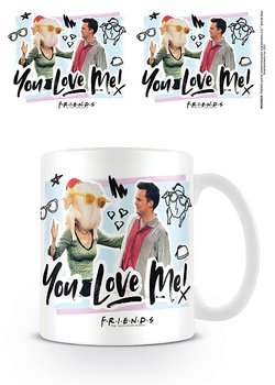You love me cup