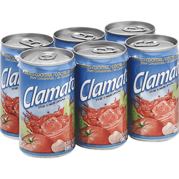 Clamato The Original Tomato Cocktail (6-pack)