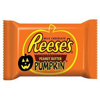 Reeses Peanut Butter Cup Pumpkin