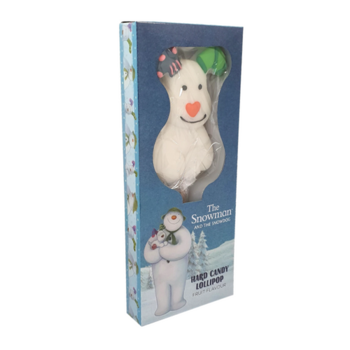 The Snowman & Snowdog Lollipop