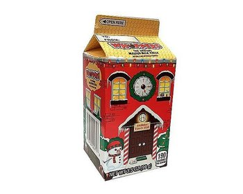 Hershey Whoppers holiday milk box