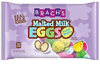 Brachs Malted Milk Eggs
