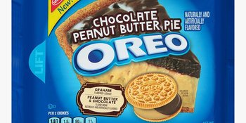 Nabisco Oreos Chocolate Peanut Butter Pie
