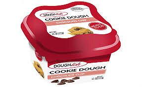 Doughlish chocolate chip cookie dough