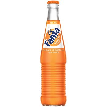 Mexican Fanta Orange