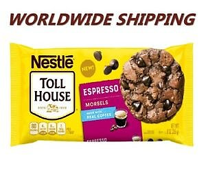 NESTLÉ® TOLL HOUSE® Espresso Morsels