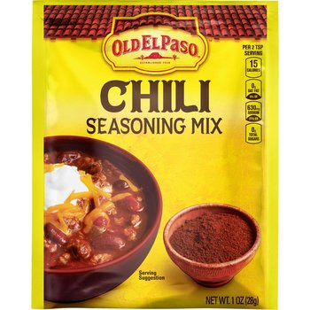 Old el Paso Chili Seasoning