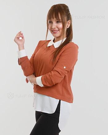 Jane Blus - Orange