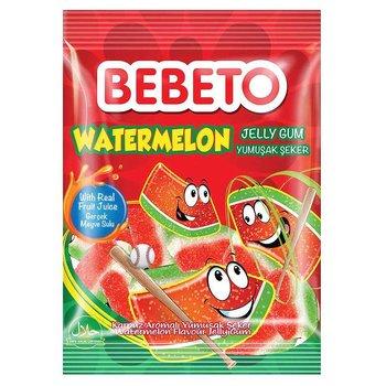 Bebeto Halal Watermelon 80g