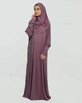 Bönekläder Nasma - Mörk Mauve