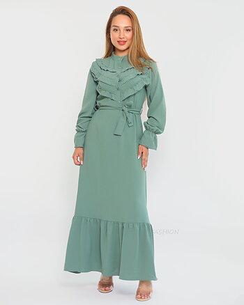 Kadi Dress - Green