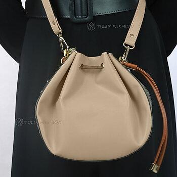 Meja Handväska - Beige