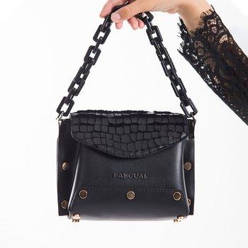 Perla Handväska - Black