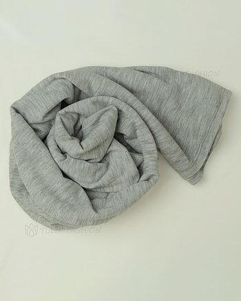 Hijab - Pure Viscose - Light Gray