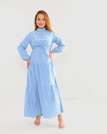 Misa Dress - Sky Blue