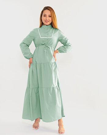 Misa Dress - Green
