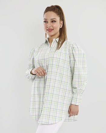 Nava Skjorta - Grön