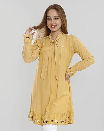 Lexie Tunic - Mustard