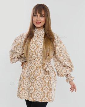 Clara Tunika - Kamel Beige