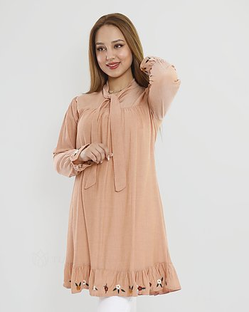 Lexie Tunic - Peach
