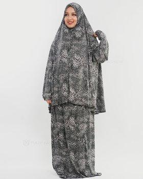 Bönekläder Jersey Lycra - Mörkgrå