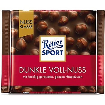RITTER SPORT Dark full nut