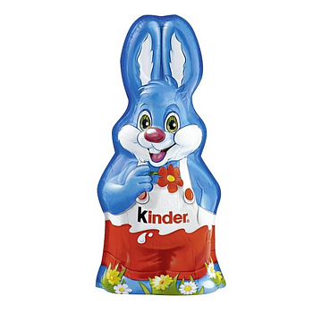 Kinder Chocolate Easter Bunny