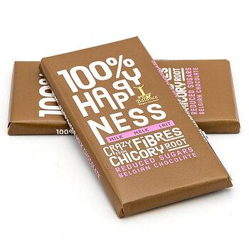 Balance 100% Happyness Mjölkchokladkaka.