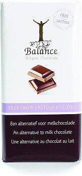Balance -  Milk Chocolate Lactose Free