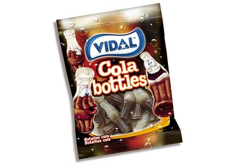 Vidal Cola Bottles