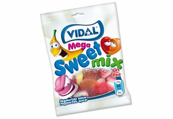 Vidal Mega Sweet Mix