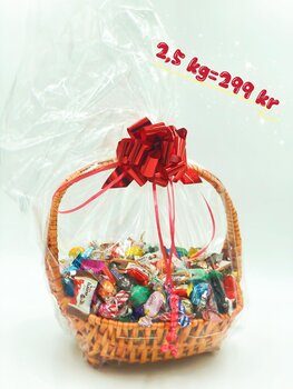 Christmas Basket S
