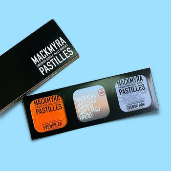 Mackmyra 3-pack presentförpackning