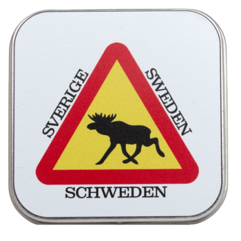 Warning for Moose Sweden
