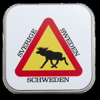 Warning for Moose Sweden