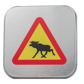 Warning for moose