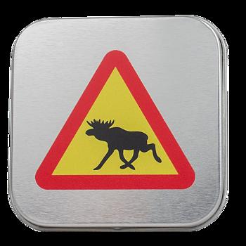 Warning for moose