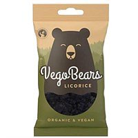 Vego Bears Licorice
