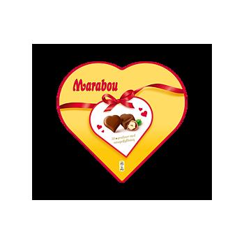 Marabou Choklad Box Heart
