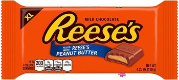 Reeses Filled With Peanut Butter