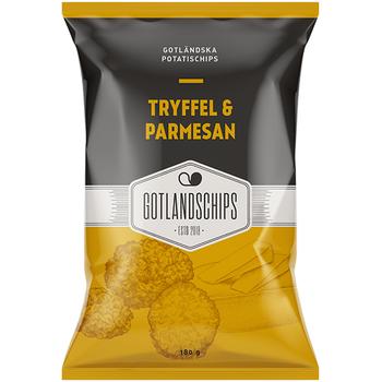Gotlandschips Tryffel & Parmesan