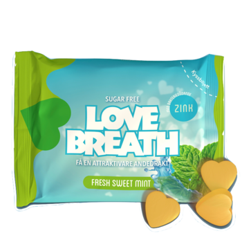 LOVE BREATH - Fresh Sweet Mint