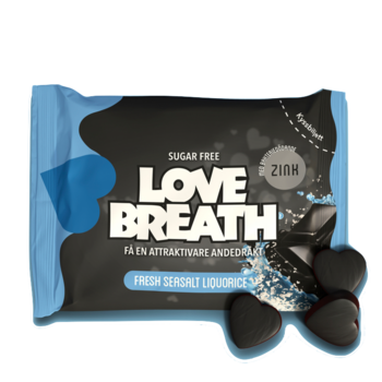 LOVE BREATH - Fresh Seasalt Liquorice