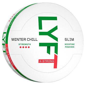 LYFT Winter Chill X-strong