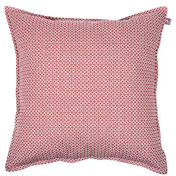Shyness Cushion Destiny White/Red