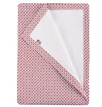 Shyness Table Cloth Destiny White/Red