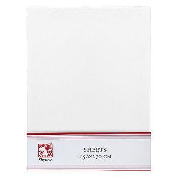 Shyness Sheet 150*270 cm White
