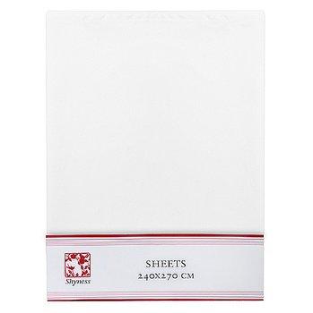 Shyness Sheet 240*270 cm White