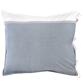 Pillow Case Destiny White/Navy